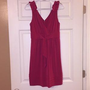Max & Cleo Dress Red 6